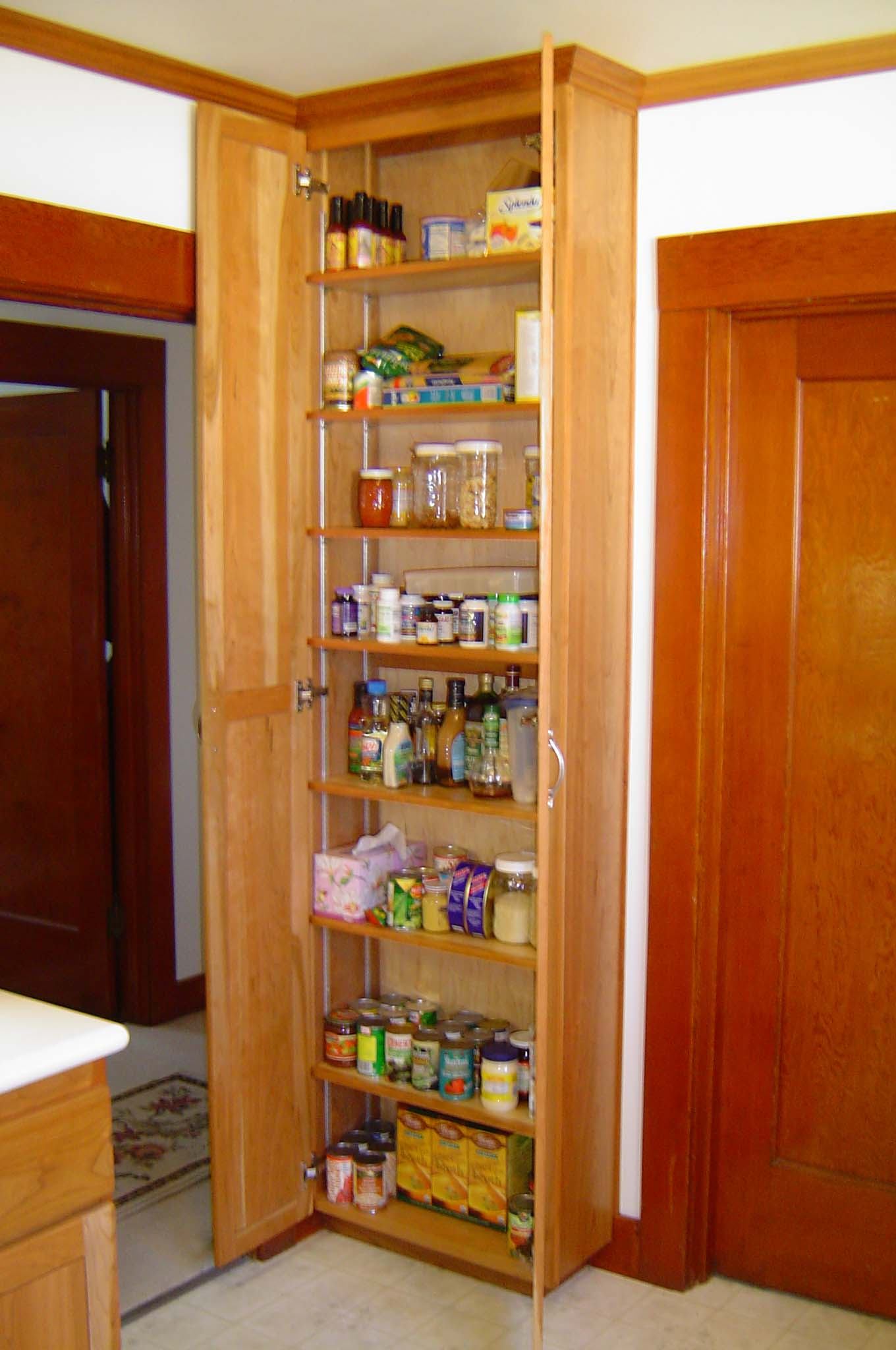 8 Inch Kitchen Cabinet 8 Inch Wide Maple Kitchen Cabinet  : dkit8a from amlibgroup.com size 1360 x 2048 jpeg 193kB